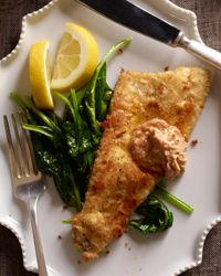Blackened spotted sea trout recipes