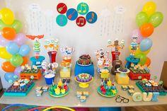 Paixão de criança pelo Palavra Cantada inspira festa de aniversário - UOL Estilo de vida
