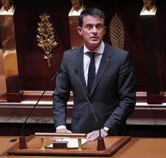 """Valls decid que bombarde Siria es """"en nostra propie defense"""""""