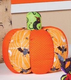 "8"" Stuffed Pumpkin"