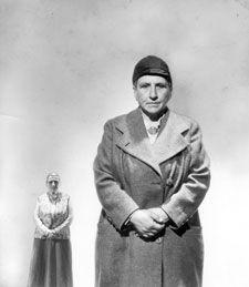 Cecil Beaton, Gertrude Stein, 1935