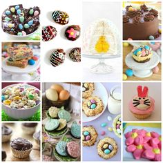 Easter Sweets #recipes