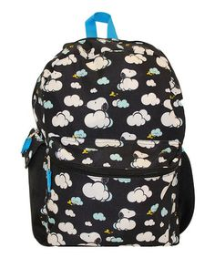 Love this Peanuts Snoopy in the Clouds Backpack on #zulily! #zulilyfinds