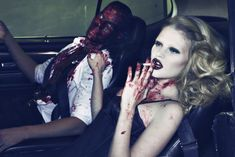 Suddenly it becomes clear that Mr. Bath Salts must have been inspired by a zombie supermodel. #vogue