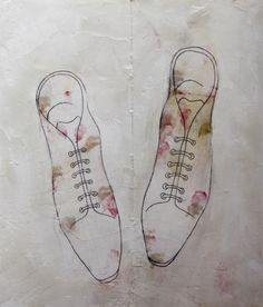 atdias: © Augusto Tavares Dias / My Boss Shoes. Acrylic on canvas. 2013