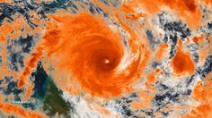 Tropical Cyclone Ita Hammers Northeast Australia