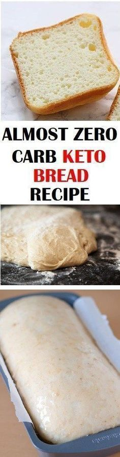 Repinned: Keto Bread Recipe