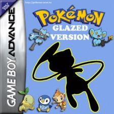Pokemon Glazed Nintendo Game Boy Advance cover artwork