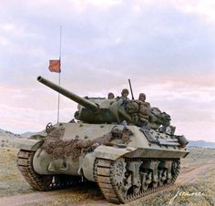 M-10 Tank Destroyer of the US 899th Tank Destroyer Battalion during the battle at El Guettar, Tunisia. ca. March 23 1943. https://www.facebook.com/jecinci/