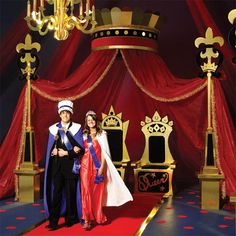 Royal Regalia Crown Canopy Kit