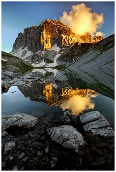Astraka Peak, Greece by KirlianCamera
