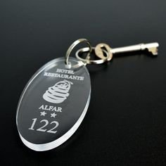 Strong and durable clear acrylic key fobs that can be engraved on one side to your requirements. We also offer a number only option where you can choose from three complimentary fonts. Plastic key rings come in a choice of three sizes in two shapes. Acrylic Plastic, Clear Acrylic, Engraved Rings, Key Fobs, Key Rings, Laser Engraving, Personalized Items, Resin, Strong