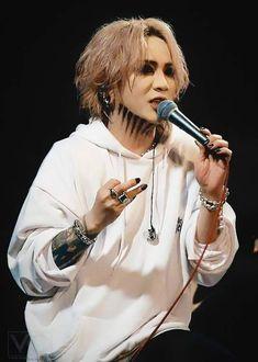 Ruki The Gazette, Japanese Eyes, Kei Visual, Best Rock Bands, Music And Movement, Say Hello, Celebrity Crush, Pretty Boys, Eye Candy