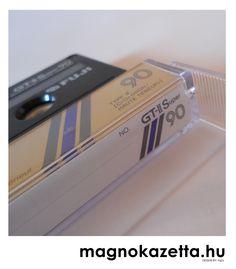 vintage cassette FUJI GT-II super 90