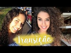 Minha Transição - Cachos - YouTube