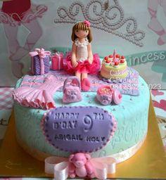 Birthday cake by Ching Pranata