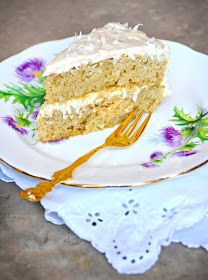 Do you like coconut?  Then you are going to love this cake!  I started to really love coconut when I spent an entire summer in Hawaii i...
