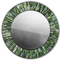 Roulette Mirror Green © Piaggi