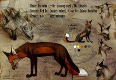 Grennian Sheet by Culpeo-Fox on DeviantArt