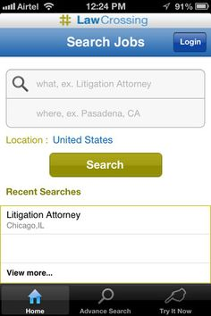 Access Legal Resume Database On LawcrossingCom  Legal Jobs In