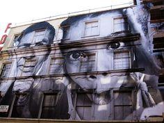 arte urbano jr - Buscar con Google