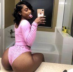 Amature black booty