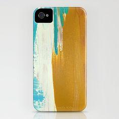 dockweiler beach iphone case