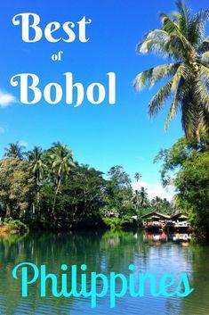 Best of Bohol Philippines