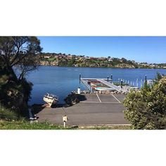 #warm #wind #water #boats #boat #river #sea #ocean #lake #fishing #tress #hill #warrnambool #walk #exercise #fitness #fit #run #motivation #health #healthylifestyle #gooddayforit  #nice #fresh #view #landscape #pretty #fun #yay by hodg92