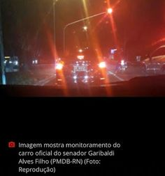 RN POLITICA EM DIA: PRIMO DE HENRIQUE ALVES, SENADOR GARIBALDI FILHO N...