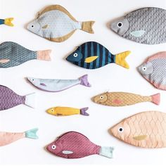 Fish Coin Purses