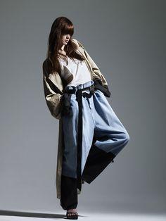 Saskia Schijen, Graduate Fashion, Wallpaper magazine, Robert Bellamy, Studio, Photography