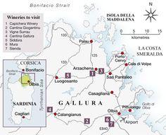 Sardinia Map 2