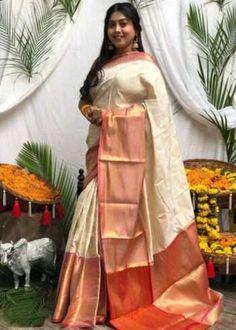 Sarees Online | Buy Sarees Online |@ ibuyfromindia.com Latest Silk Sarees, Art Silk Sarees, White Saree, Pink Saree, Silk Sarees With Price, Banarsi Saree, Traditional Sarees, Traditional Design, Silk Sarees Online