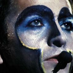 Peter Gabriel, not only a fair singer, but a poet and a creative mind as well