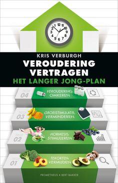 Veroudering vertragen: het langer jong-plan - Kris Verburgh. Reserveer: http://www.theek5.nl/iguana/?sUrl=search#RecordId=2.335462