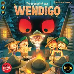 2-6 Players / 10 min. –– The Legend of the Wendigo on BoardGameGeek