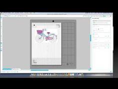Schneidplotter-Anleitung Cameo Print and Cut. Deutsch - YouTube