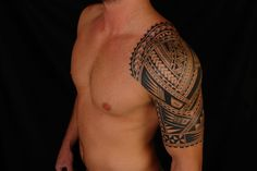 Male Tattoo Ideas Tribal