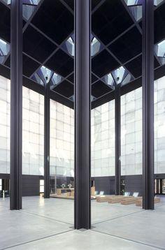 Christ Pavilion, Expo 2000 - gmp Architekten von Gerkan, Marg und Partner