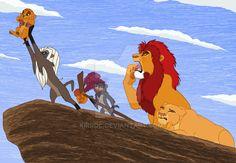 Mufasa's Presentation by Kirroc on DeviantArt