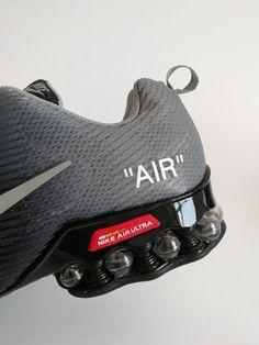 Mens Nike Air Shox KPU Black Wolf Grey Footwear Mens Nike Air de7c2a261c