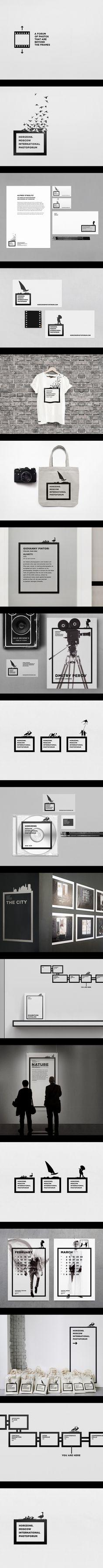 HORIZONS by Vova Lifanov, via Behance