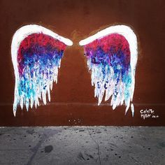 Wings by Colette Miller (Los Angeles, California)