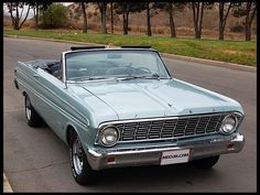 1964 Ford Falcon Sprint Convertible 289 CI, 4-Speed for sale by Mecum Auction