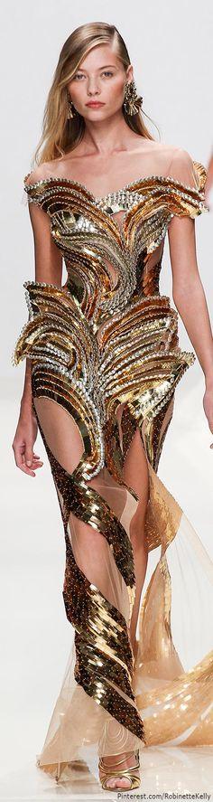 Valentin Yudashkin Fashion 2014