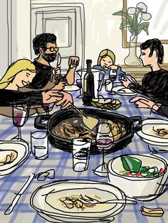 Mariscal: familia