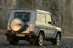 Mercedes-Benz G-class Stationwagon Kort