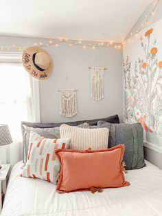 Dorm Room Designs, Room Design Bedroom, Room Ideas Bedroom, Bedroom Inspo, Dream Bedroom, College Bedroom Decor, College Room, Dorm Rooms, Cozy Room