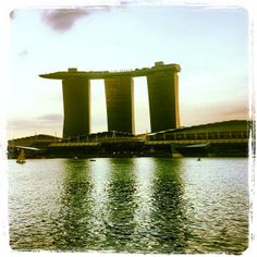 Marina Bay Sands Casino in Singapore
